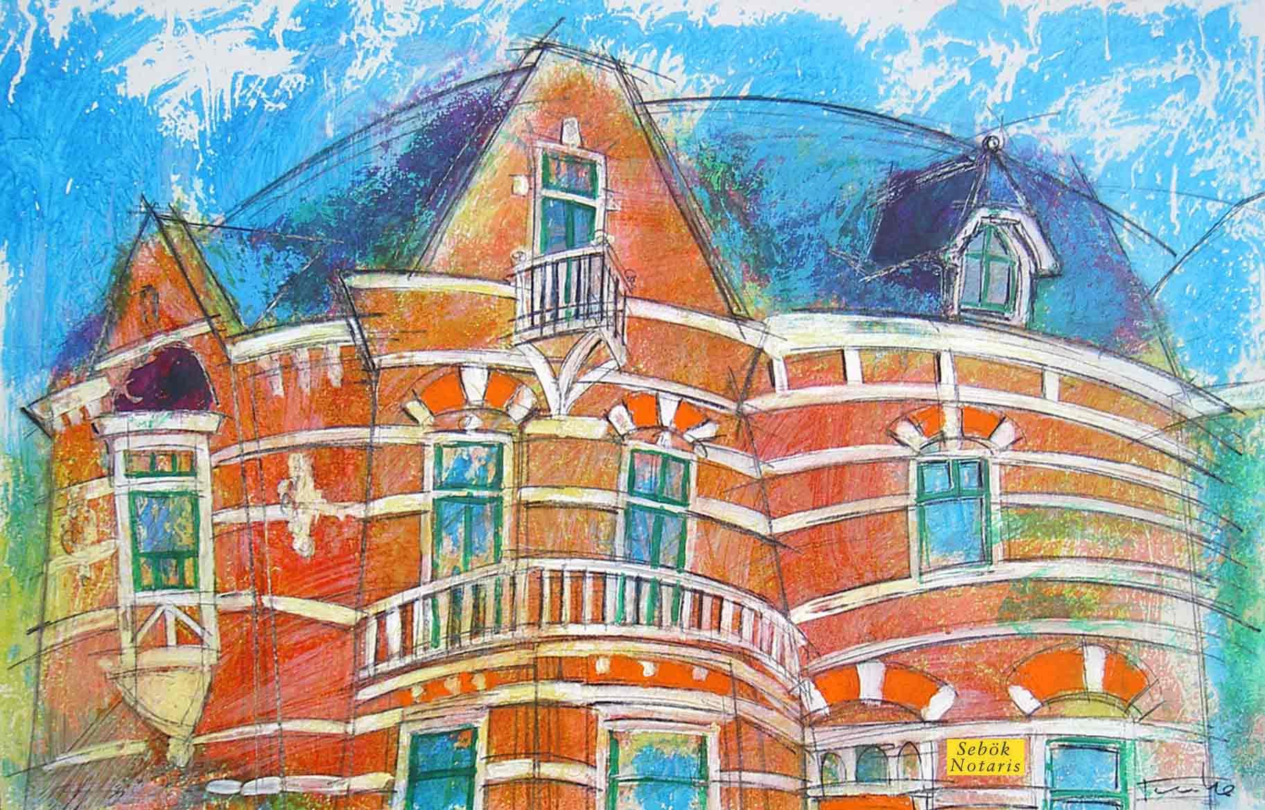 #1186BA23650800 Rinke Baaima Uw Huis Als Kunstwerk!! Meest effectief Design Meubelen Anna Paulownastraat Den Haag 1345 behang 182511691345 afbeeldingen